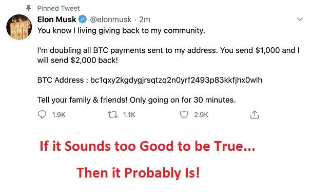 twitter money problem